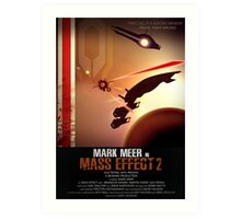 Collector - Mass Effect Art Print