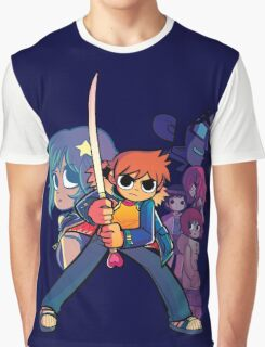 Scott Pilgrim's Finest Hour Graphic T-Shirt