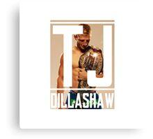 TJ Dillashaw Canvas Print