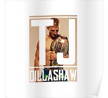 TJ Dillashaw Poster