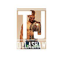 TJ Dillashaw Photographic Print