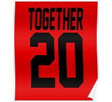 Together Since 2014 ,1 Poster