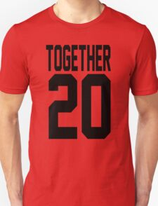 Together Since 2014 ,1 T-Shirt