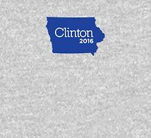Hillary Clinton 2016 State Pride - Iowa Unisex T-Shirt
