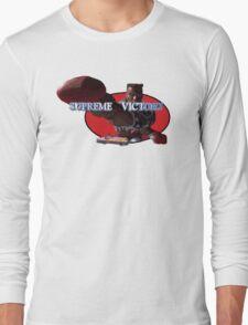 Combo's Supreme Victory! Long Sleeve T-Shirt