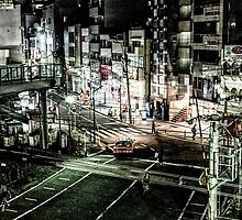 Tokyo Crossing by Sampson-et-al