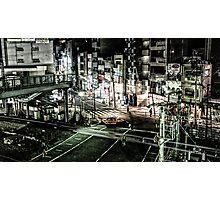Tokyo Crossing Photographic Print
