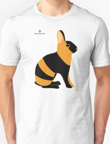 Black Japanese Rabbit T-Shirt