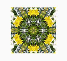 Kaleidoscope of showy St Johns Wort  Unisex T-Shirt