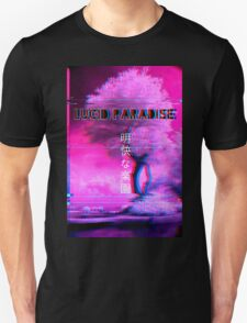 Astral Cherry Blossom (Pink) T-Shirt