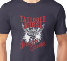 tattooed nurse Unisex T-Shirt