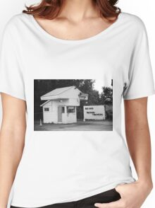 Auburn, NY - Drive-In Theater Women's Relaxed Fit T-Shirt