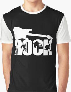 Rock Guitar Graphic T-Shirt