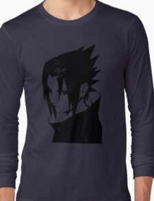 Sasuke Uchiha Long Sleeve T-Shirt