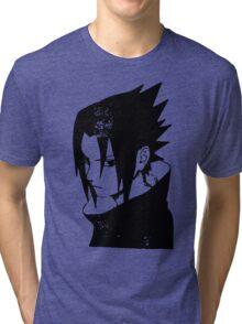 Sasuke Uchiha Tri-blend T-Shirt