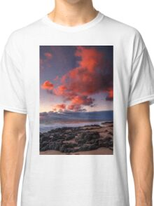 Rocky Sunset Classic T-Shirt