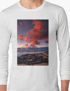 Rocky Sunset Long Sleeve T-Shirt