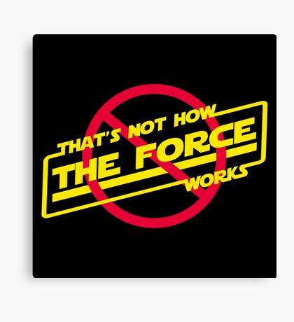 Force 101 Canvas Print