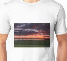 Lake Dumbleyung Sunset Unisex T-Shirt