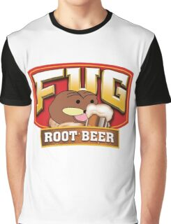 Fug Root Beer Graphic T-Shirt