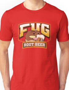 Fug Root Beer Unisex T-Shirt