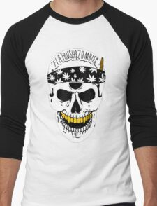Flatbush Zombies White Skull Tee T-Shirt