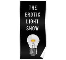 The Erotic Light Show Poster
