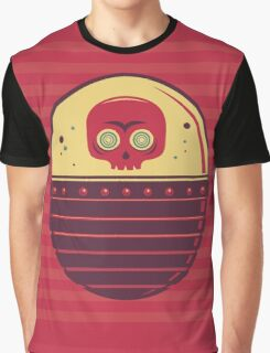 Skull Tank Graphic T-Shirt