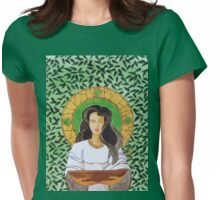 Druid icon Womens Fitted T-Shirt