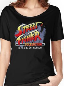 street fighter Women's Relaxed Fit T-Shirt