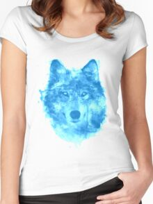 Wolfy Women's Fitted Scoop T-Shirt