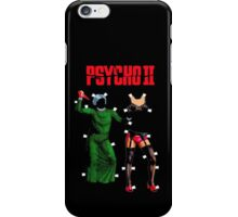 "Psycho II ""Paper Dolls"" iPhone Case/Skin"