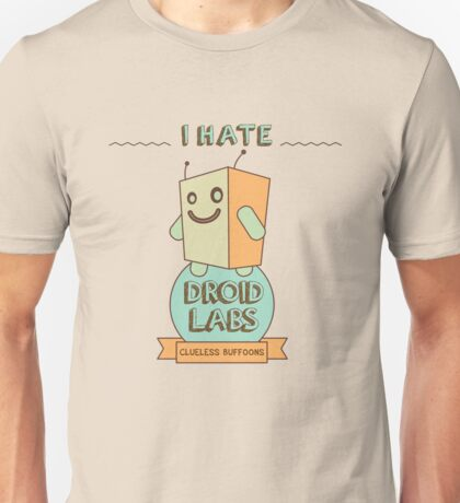 I hate Droidlabs T-Shirt