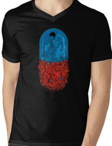 Capsule 41 - Tetsuo Akira Mens V-Neck T-Shirt