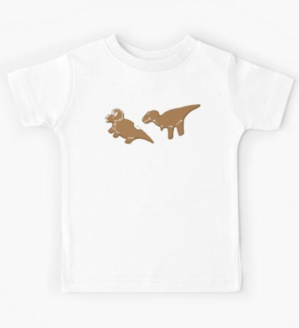 Gingerbread Dinos Kids Tee