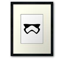 First Order Framed Print