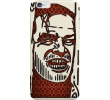 "The Shining ""Carpet Face"" iPhone Case/Skin"