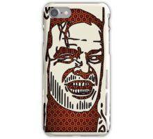 "The Shining ""Carpet Face"" iPhone Case/Skin"