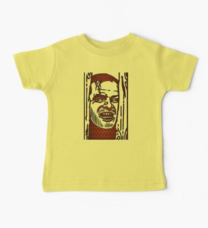 "The Shining ""Carpet Face"" Baby Tee"