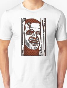 "The Shining ""Carpet Face"" Unisex T-Shirt"