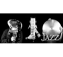 TRIO JAZZ Photographic Print