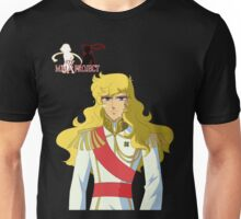 Lady Oscar from Mai-X-Project Unisex T-Shirt