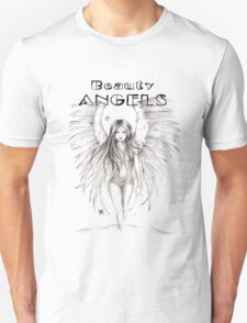 angel women Unisex T-Shirt