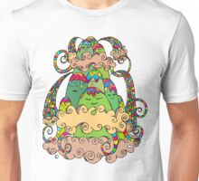 Magic  Mountain Color Unisex T-Shirt