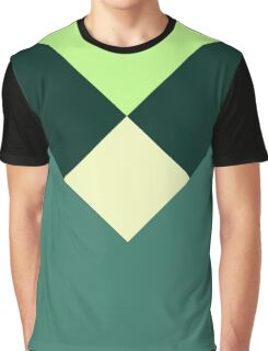 Steven Universe - Peridot Graphic T-Shirt