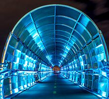 Electric Bridge by IOBurque