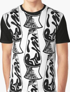 Bitchin' Lava Lamp Graphic T-Shirt