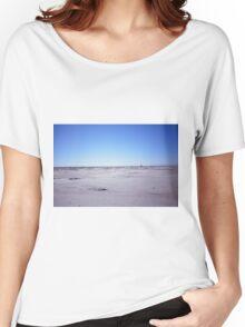 Salt Flats  Women's Relaxed Fit T-Shirt