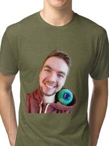 JackSepticEye #1 Tri-blend T-Shirt