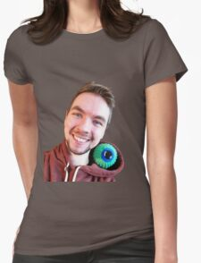 JackSepticEye #1 Womens Fitted T-Shirt
